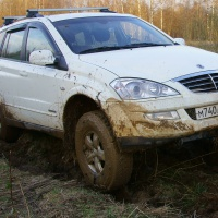 Ssangyong Kyron II 2.0 xdi A/T 32МТ