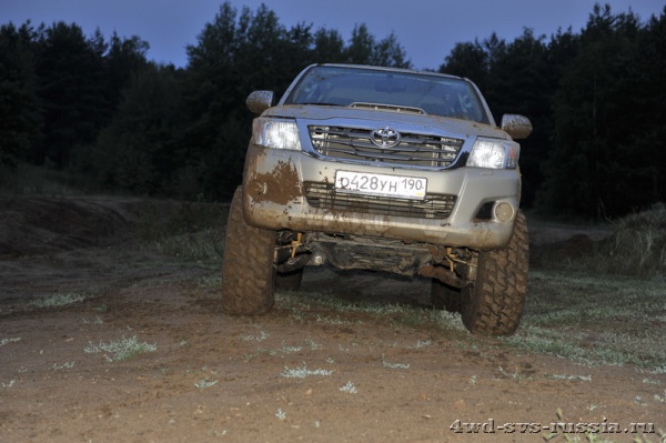 "Hilux ""Бродяга"""
